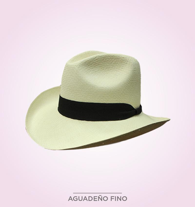 Aguadeño Fino Tradicional – Sombreros y pochos de Colombia 4fb032e7a2e