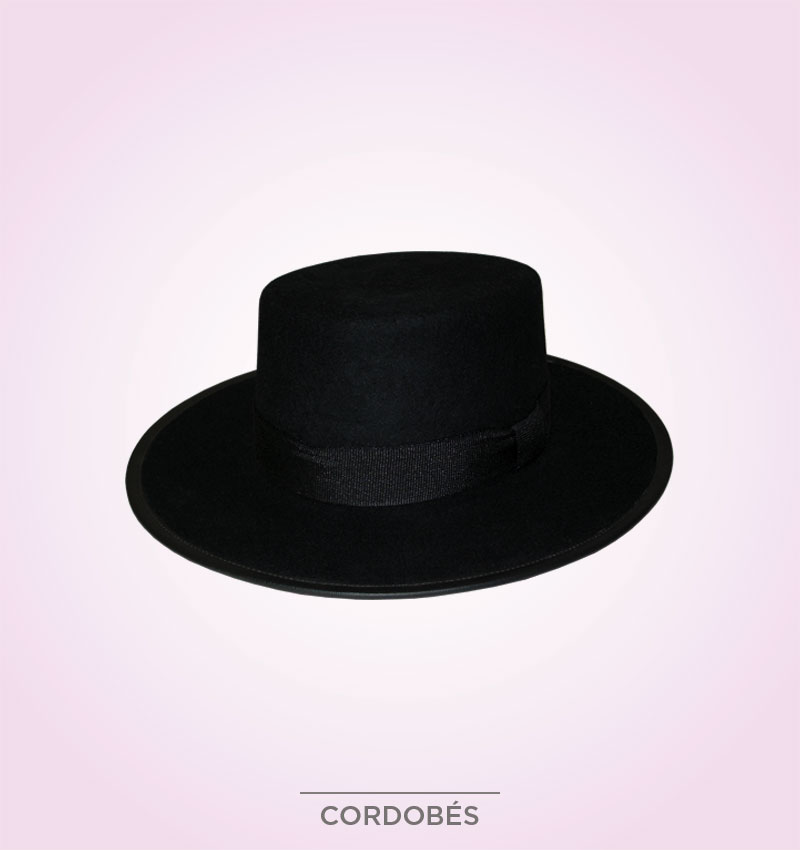 Cordobes Hat Guerro Negro