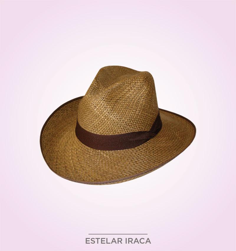Estelar Iraca – Sombreros y pochos de Colombia 50e77d7cc42