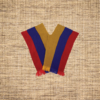 Poncho Colombia Niño