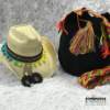 Combo: Tormeta + Aretes + Mochila Wayuu